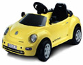 vw electric kids car